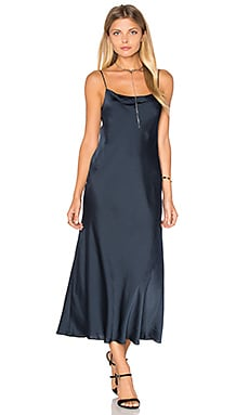 Vince Slip Dress in Coastal
