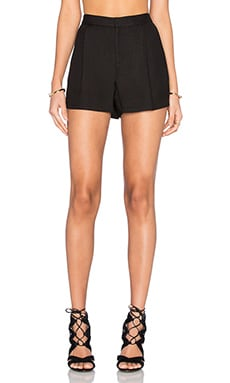 Vince Tailored Short in Black