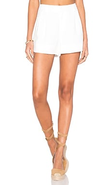 Vince Trouser Short in Off White