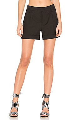 Slouchy Short in Black