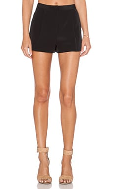Vince Silk Short in Black