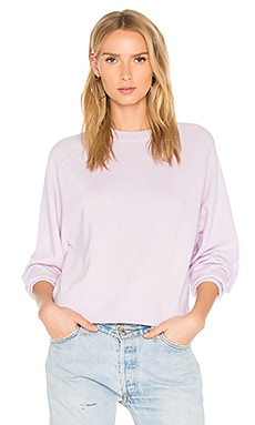 Raglan Sweater in New Lavender