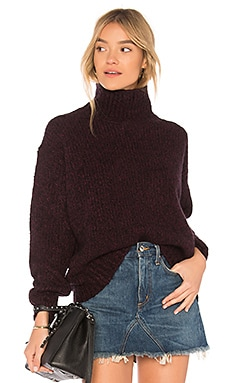 Marl Turtleneck Sweater