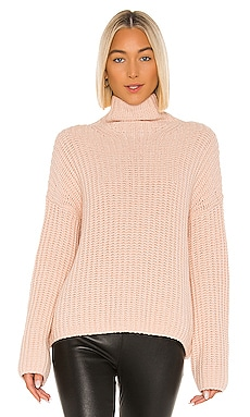 Lofty Rib Turtleneck Vince $445