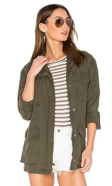 Military Jacket in Army