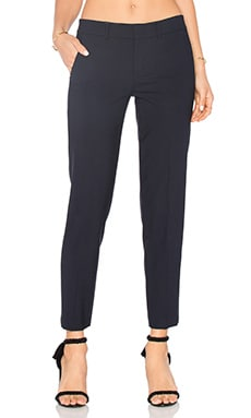 Side Strapping Pant in Coastal