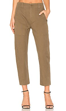 Military Pant in Olive