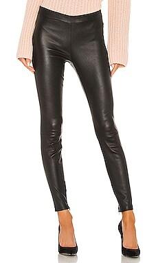 Leather Zip Legging Vince $995