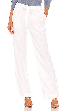 Tie Front Pull On Pant Vince $245