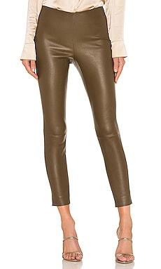 Leather Crop Pant Vince $995