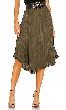 Crushed Drape Skirt Vince $345 NEW ARRIVAL