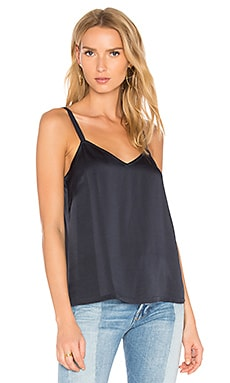 Wide Strap Cami in Coastal