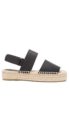 Vince Emilia Sandal in Black