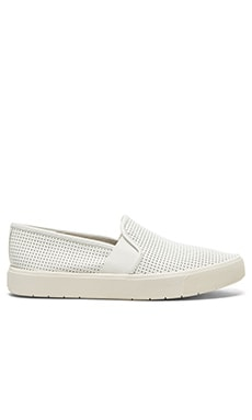 Blair 5 Slip on in Optic White