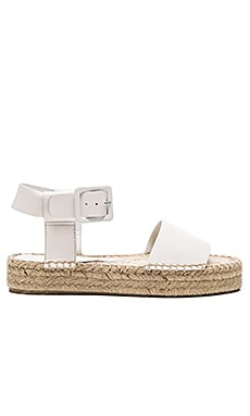 Edina Sandal in Alabaster