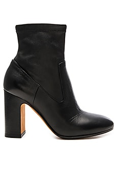 Calista Bootie in Black