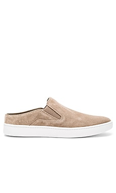 Verrell Slip On in Woodsmoke