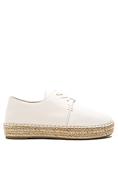 Cynthia Espadrille in Cream