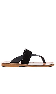 Tess Sandal in Black