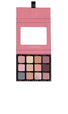 The EDIT Eyeshadow Palette Viseart $39 BEST SELLER