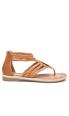Rebels Nola Sandal in Tan