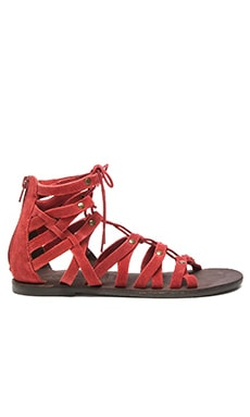 Jonah Sandal in Red