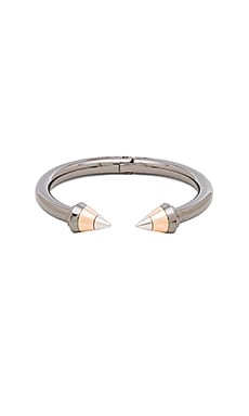 Vita Fede Titan Tri Color Bracelet in Gunmetal Mix