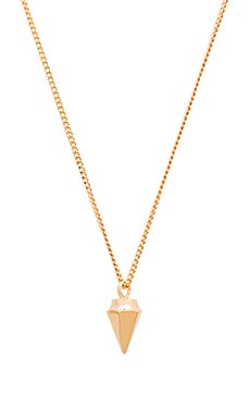 Vita Fede Ultra Mini Thea Necklace in Gold