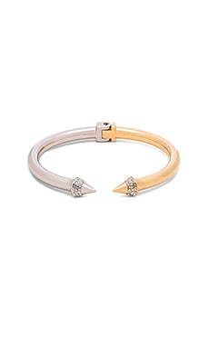 Vita Fede Mini Titan Split Two-Tone Bracelet Silver & Gold