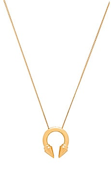 Vita Fede Titan Ring Necklace in Gold