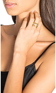 Catena Titan Ring in Gold