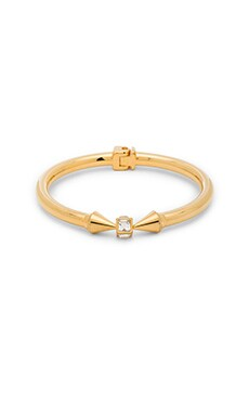 Vita Fede Mini Titan Gemma Bracelet in Gold & Clear