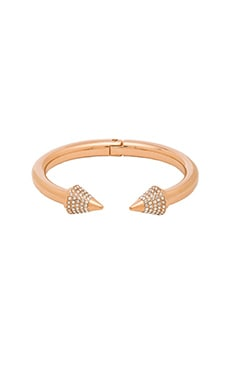Vita Fede Original Titan Crystal Bracelet in Rose Gold & Clear Crystal