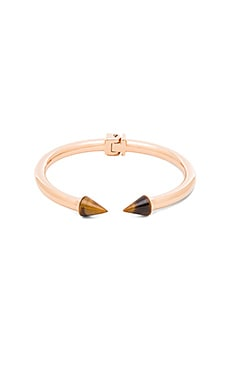 Vita Fede Mini Titan Stone Bracelet in Rose Gold & Tiger's Eye