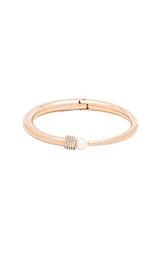 Vita Fede Eclipse Cubo Pearl Bracelet in Rose Gold