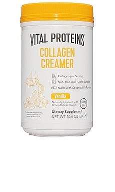 Collagen Creamer Vanilla Vital Proteins $29