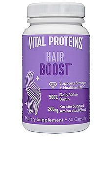SUPLEMENTOS HAIR BOOST Vital Proteins $30