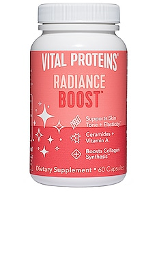 Radiance Boost Capsules Vital Proteins $30