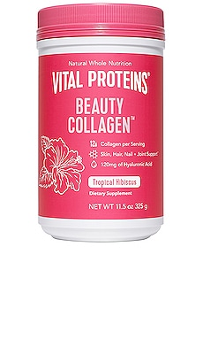 Tropical Hibiscus Beauty Collagen Vital Proteins $32