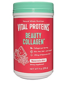 Watermelon Mint Beauty Collagen Vital Proteins $25 BEST SELLER