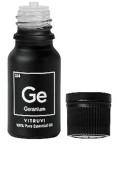 Geranium Essential Oil VITRUVI $18