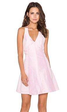 VIVIAN CHAN Stephanie Dress in Sugar Rose
