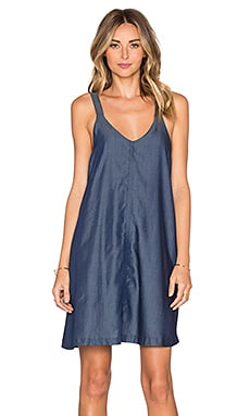VIVIAN CHAN Sisilia Dress in Brewing Blue