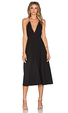 VIVIAN CHAN Magda Dress in Black