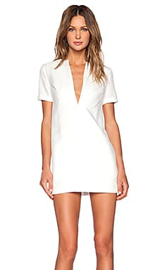 x REVOLVE Annie Dress in White