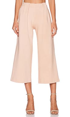 VIVIAN CHAN Trisha Pants in Dusty Rose