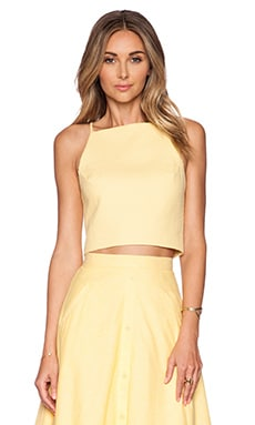 Lauren Top in Daffodil