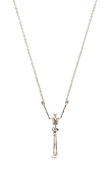 Skeleton Long Necklace