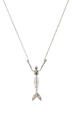 Ariel Skeleton Necklace
