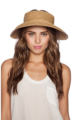 Vix Swimwear Visor in Natural